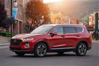 Popular 2020 Hyundai Santa Fe Wallpaper