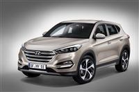 Hyundai Tucson Monthly Vehicle Sales