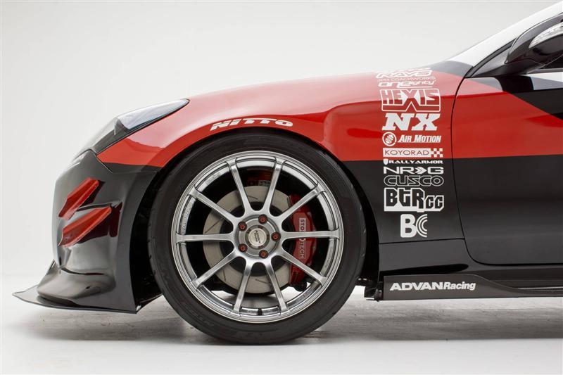 2012 ARK Performance Genesis Coupe R-Spec