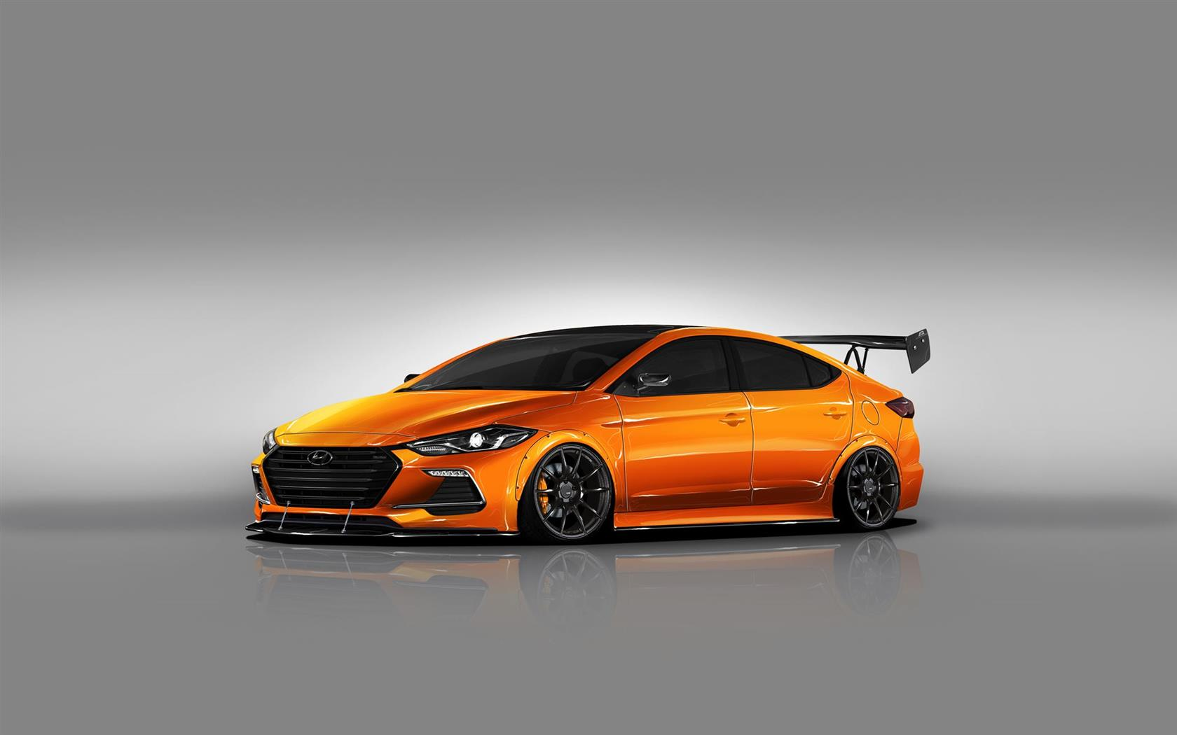2017 Hyundai Btr Elantra Sport Edition Image Https Www Conceptcarz Com Images Hyundai Btr