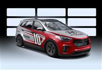 2017 Hyundai Bisimoto Santa Fast image.