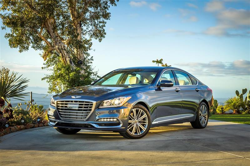 2017 Hyundai Genesis G80 Sport Image Photo 1 Of 9