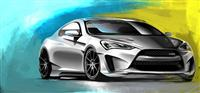2013 ARK Performance Legato Concept Coupe image.