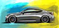 Hyundai Legato Concept Coupe