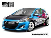 Hyundai Bisimoto Elantra GT Concept