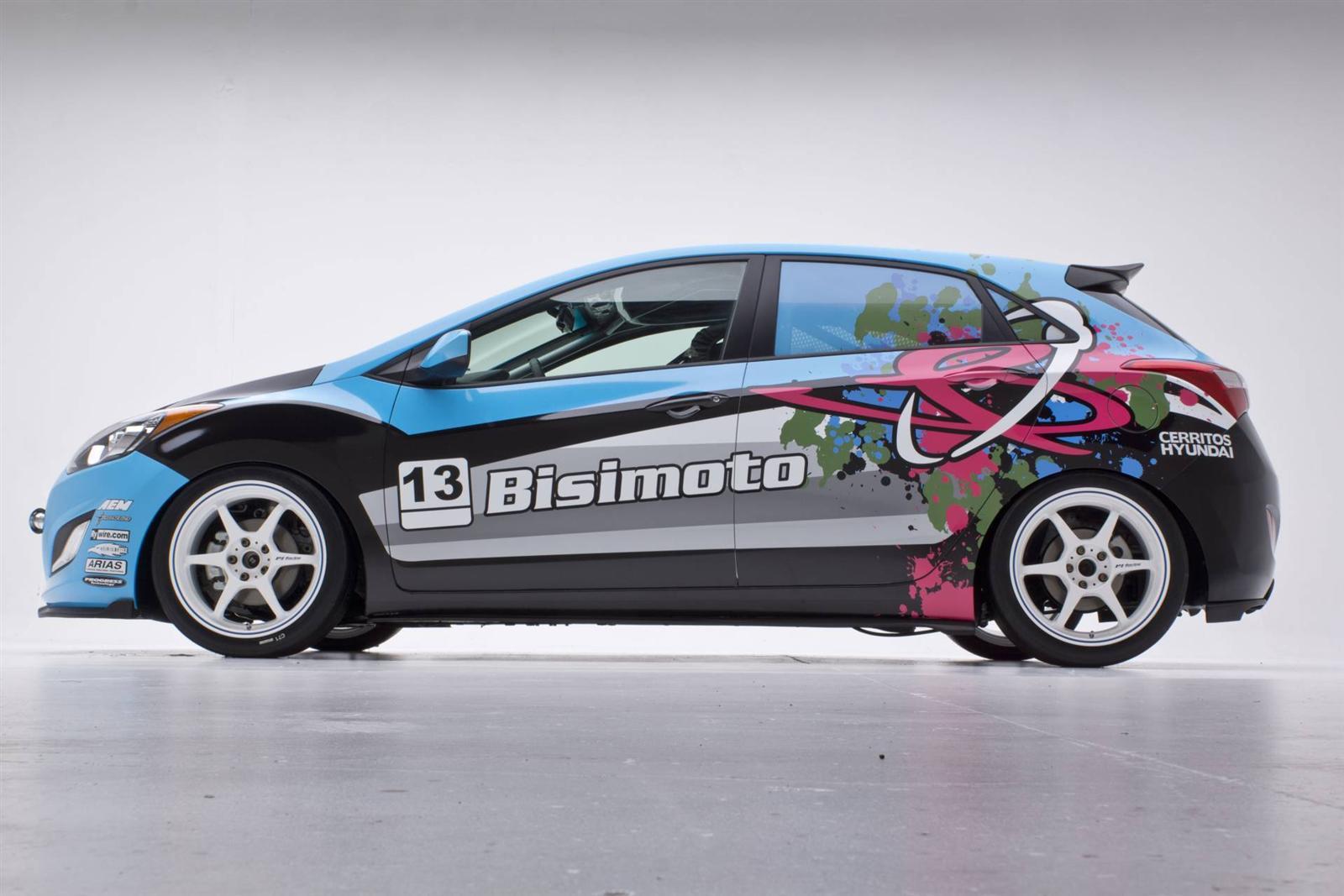 2012 Hyundai Bisimoto Elantra Gt Concept News And Information Fuel Filter Research Pricing