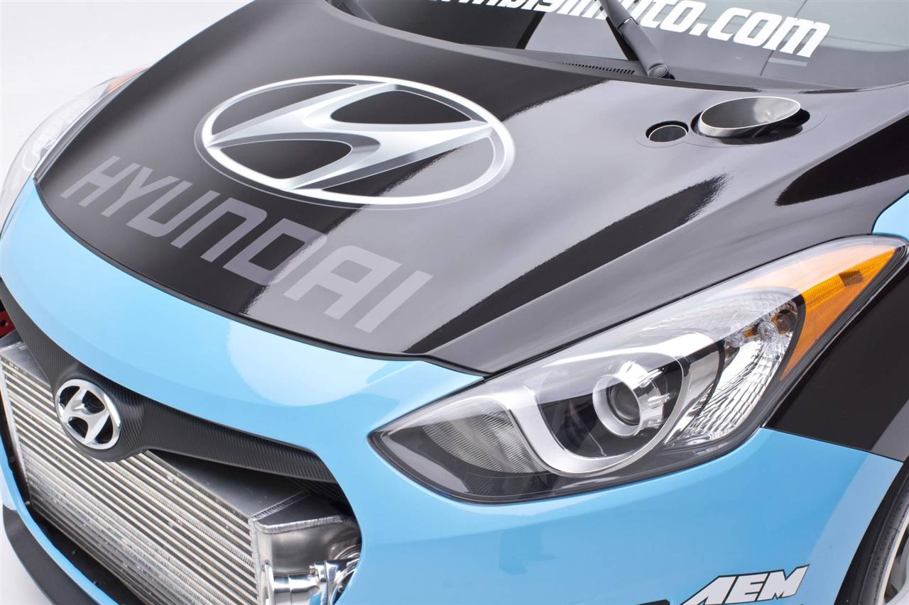 2012 Hyundai Bisimoto Elantra GT Concept