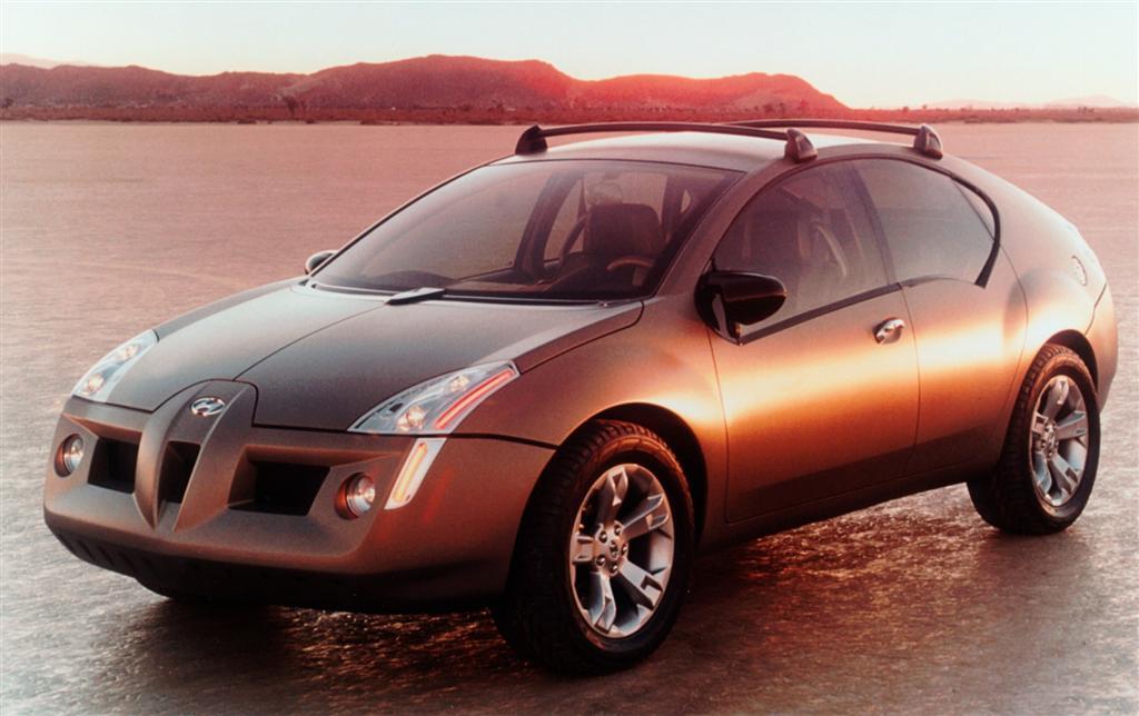 J And J Auto Sales >> 2000 Hyundai CrossTour Concept History, Pictures, Value ...