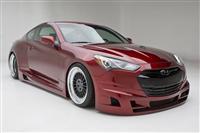 2012 Hyundai FuelCulture Genesis Coupe image.