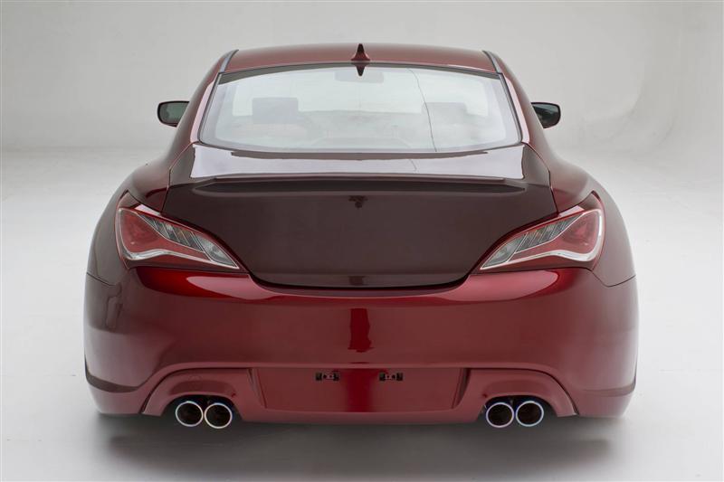 2012 Hyundai FuelCulture Genesis Coupe