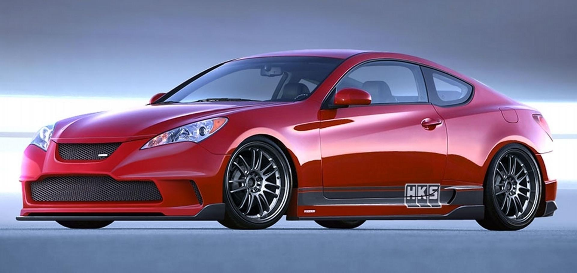 2009 Hyundai Hks Genesis News And Information