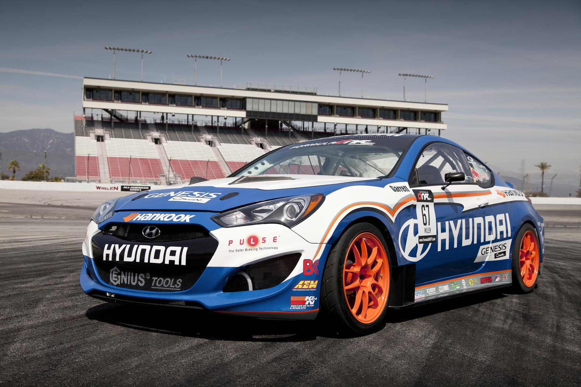 2012 Hyundai Genesis Rhys Millen Racing News And Information