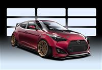 Popular 2016 Gurnade Veloster Concept Wallpaper