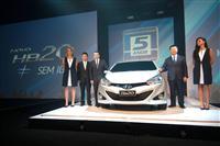 2013 Hyundai HB20 image.