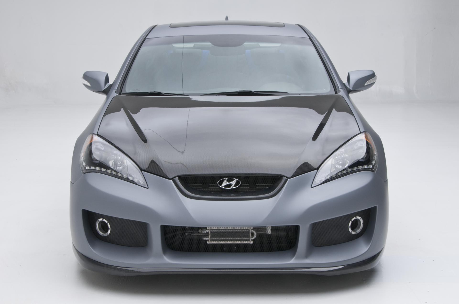 2011 Hyundai Genesis Hurricane SC