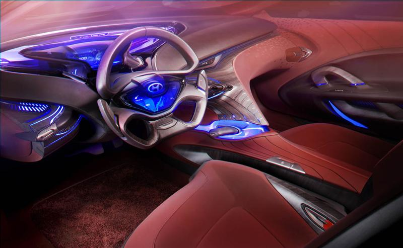2012 Hyundai i-ioniq Concept