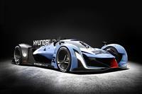 2015 Hyundai N 2025 Vision Gran Turismo Concept image.