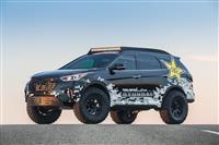 Hyundai Rockstar Santa Fe Concept
