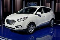 2015 Hyundai Tucson Fuel Cell image.