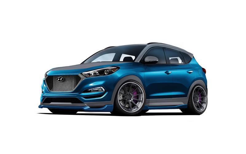 2017 Vaccar Tucson Sport Concept