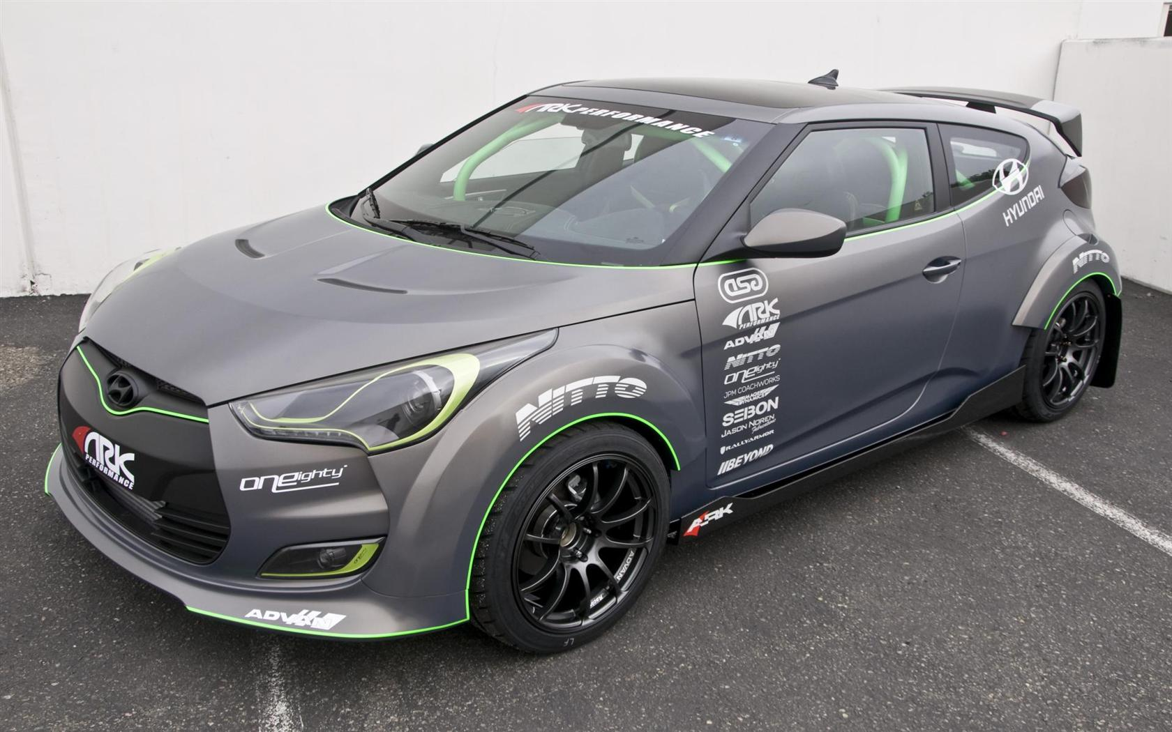 2012 Hyundai ARK Performance Veloster