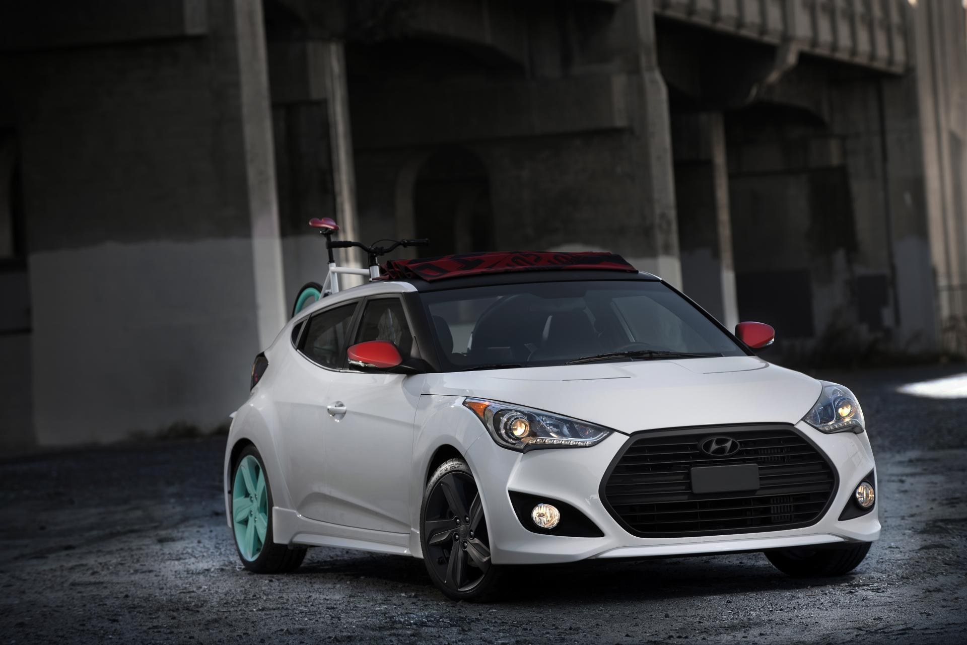 2013 Hyundai Veloster C3 Roll Top Concept News And Information, Research,  And History