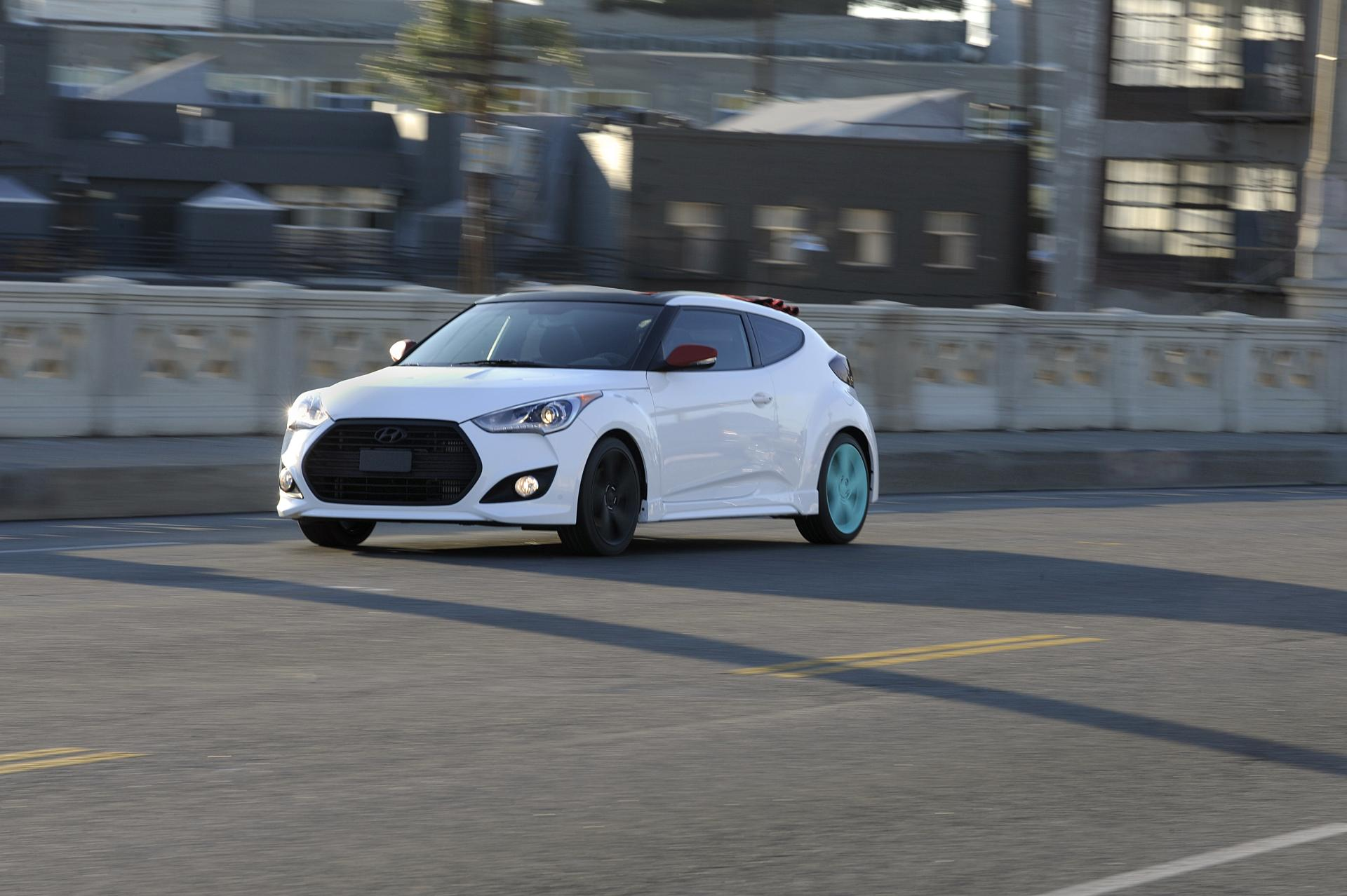 2013 Hyundai Veloster C3 Roll Top Concept
