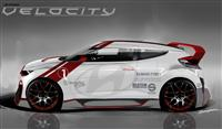 Popular 2013 Veloster Velocity Concept Wallpaper