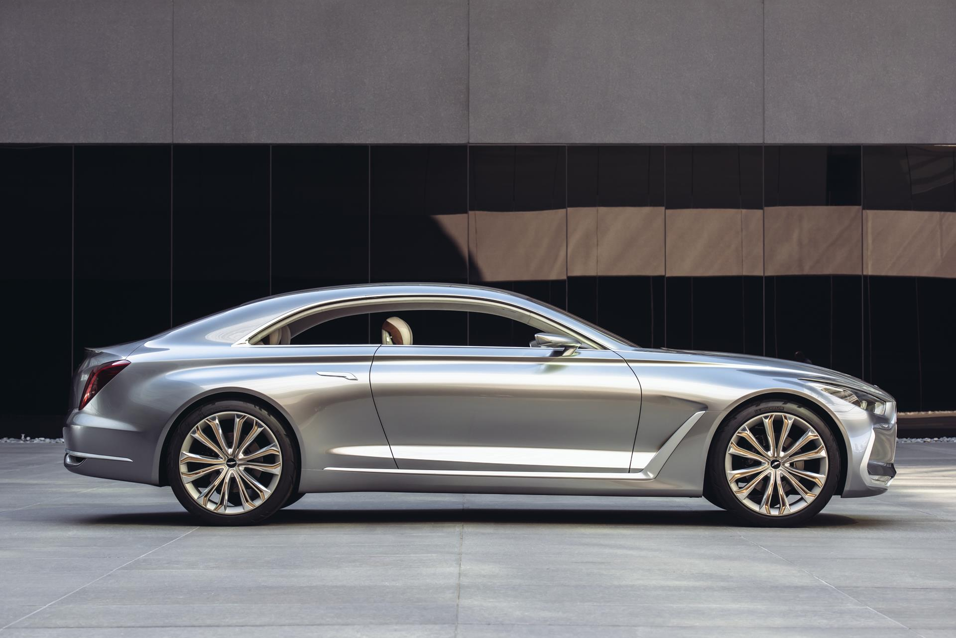 Genesis Vision G Coupe Concept photo