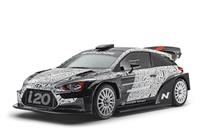 2017 Hyundai i20 WRC image.