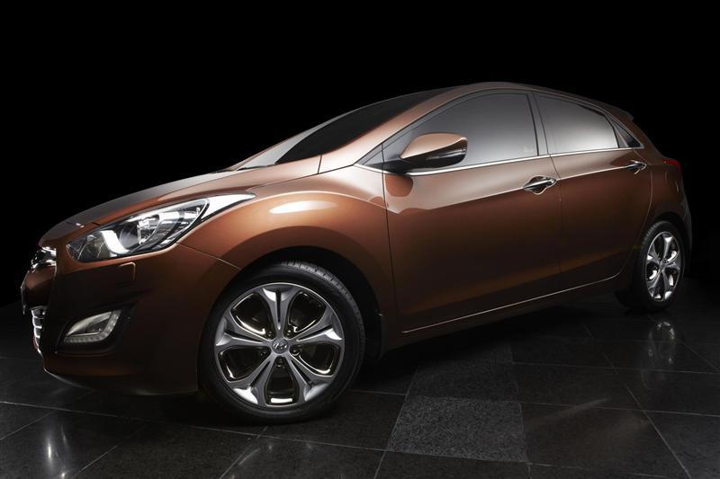 2012 Hyundai I30 Images Conceptcarz Com