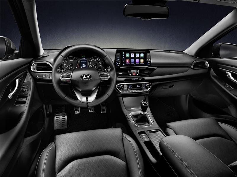 2017 Hyundai i30 Fastback