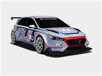 2017 Hyundai i30 N TCR image.