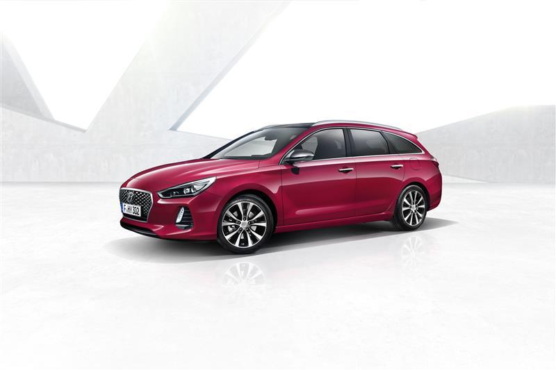 2017 Hyundai i30 Tourer News and Information
