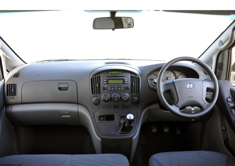 2011 Hyundai iLoad thumbnail image
