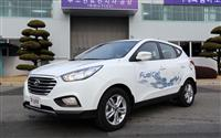 2013 Hyundai ix35 Fuel Cell image.
