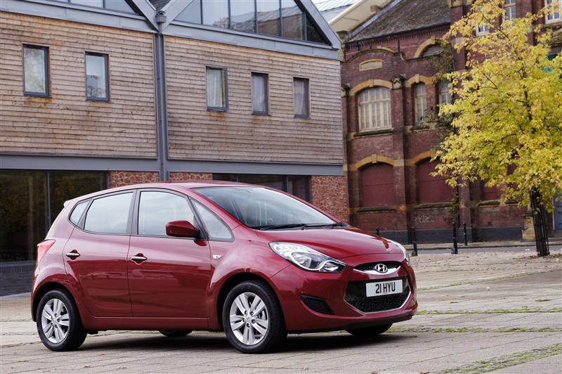 2011 Hyundai Ix20 Image Photo 43 Of 54