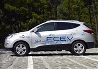 2012 Hyundai ix35 FCEV image.
