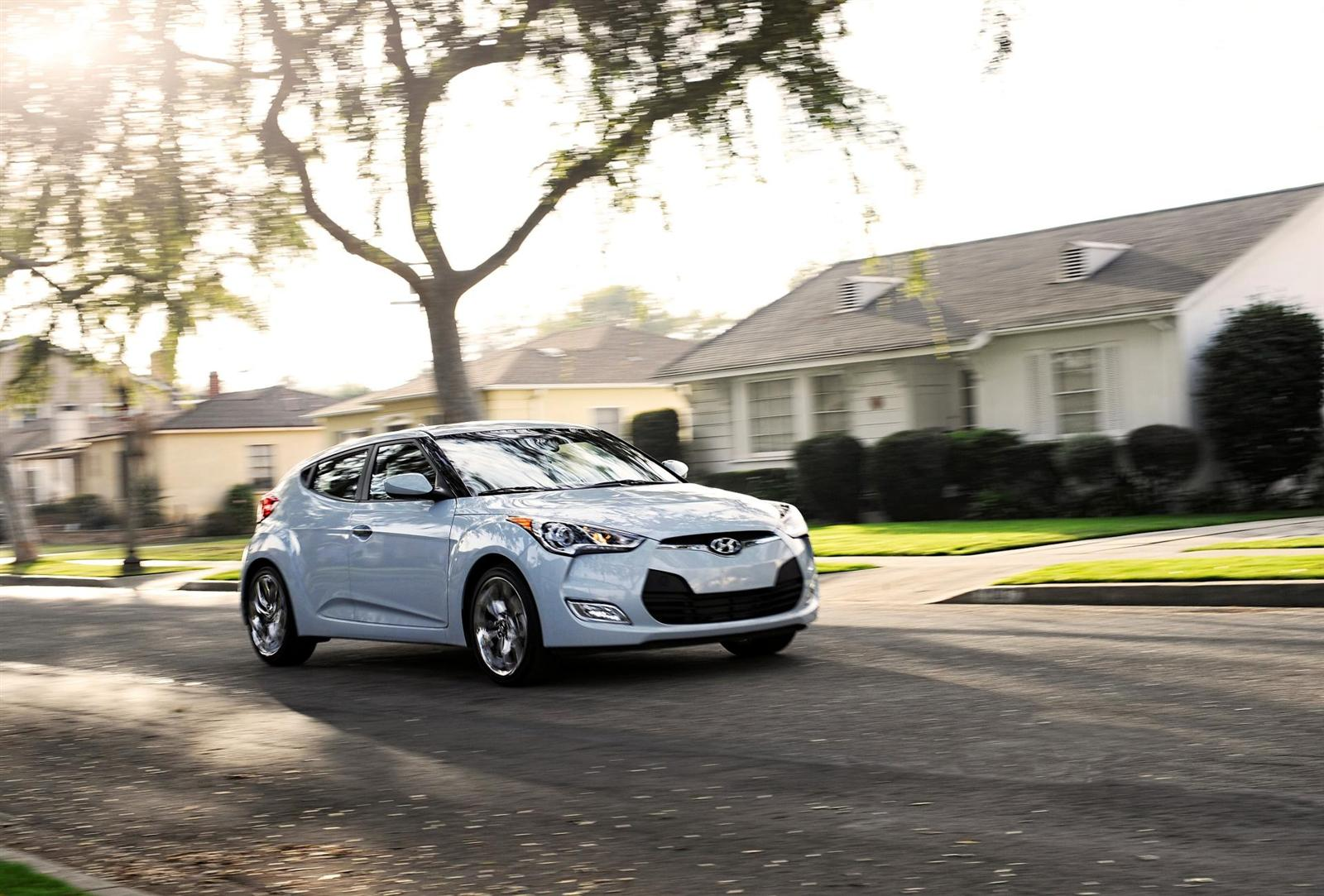2014 Hyundai Veloster RE:FLEX Edition