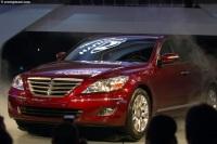 2009 Hyundai Genesis image.
