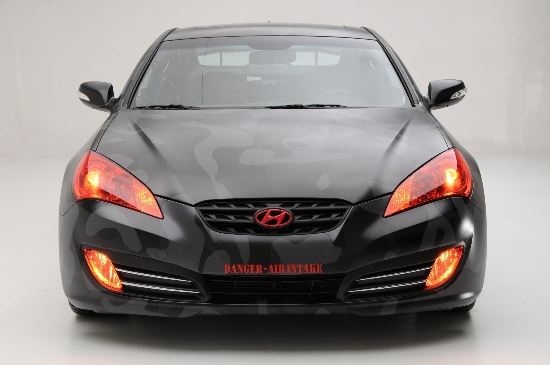 2009 Hyundai Genesis Street Concepts