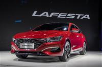 Popular 2018 Hyundai LAFESTA Wallpaper