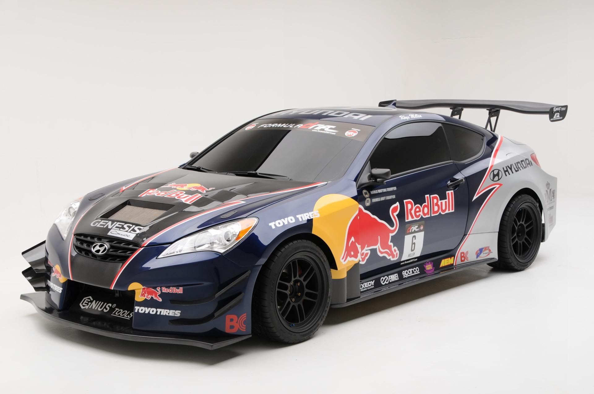 2009 Hyundai Genesis Rhys Millen Drift Coupe News And