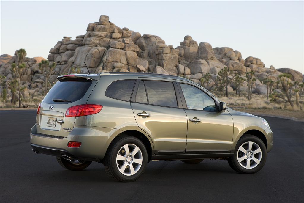 2009 Hyundai Santa Fe News And Information Conceptcarz Com