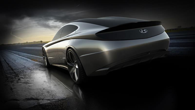 2018 Hyundai Le Fil Rouge Concept Images Conceptcarz Com