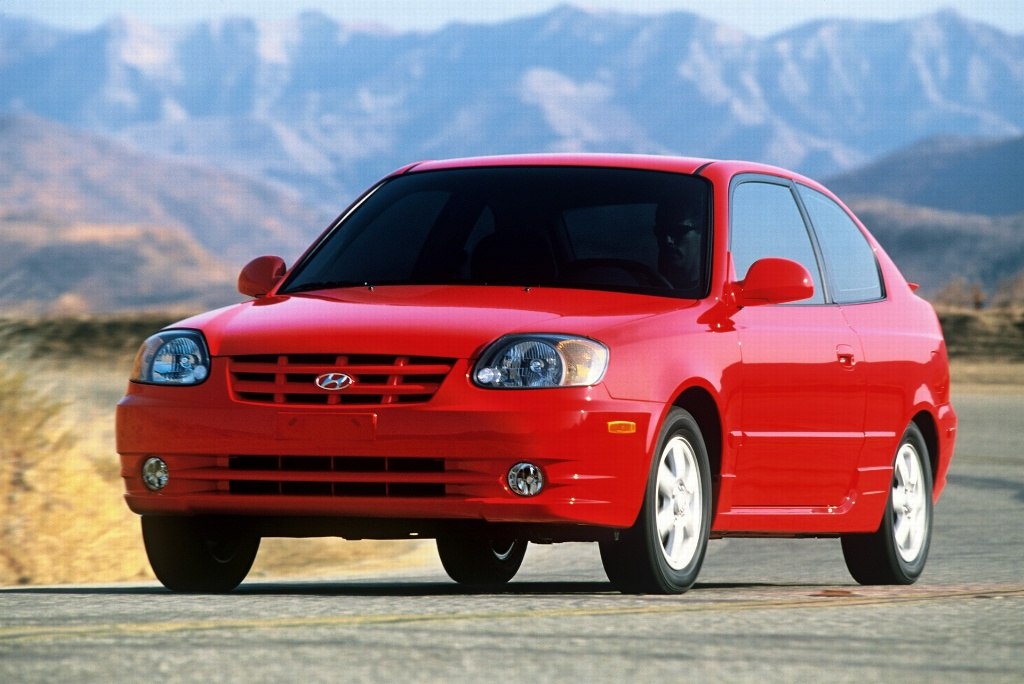 Hyundai Accent 2000 Model >> 2005 Hyundai Accent Pictures, History, Value, Research, News - conceptcarz.com
