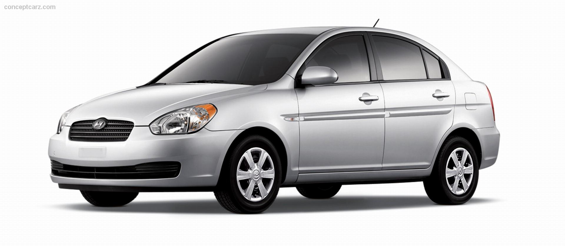 2007 Hyundai Accent Gls History Pictures Value Auction