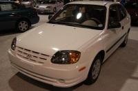 2003 Hyundai Accent image.