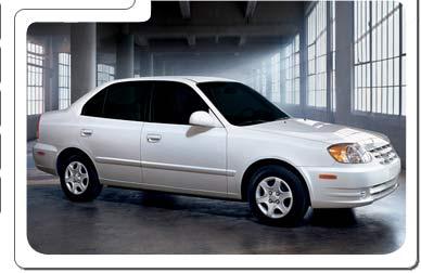 2003 Hyundai Accent thumbnail image
