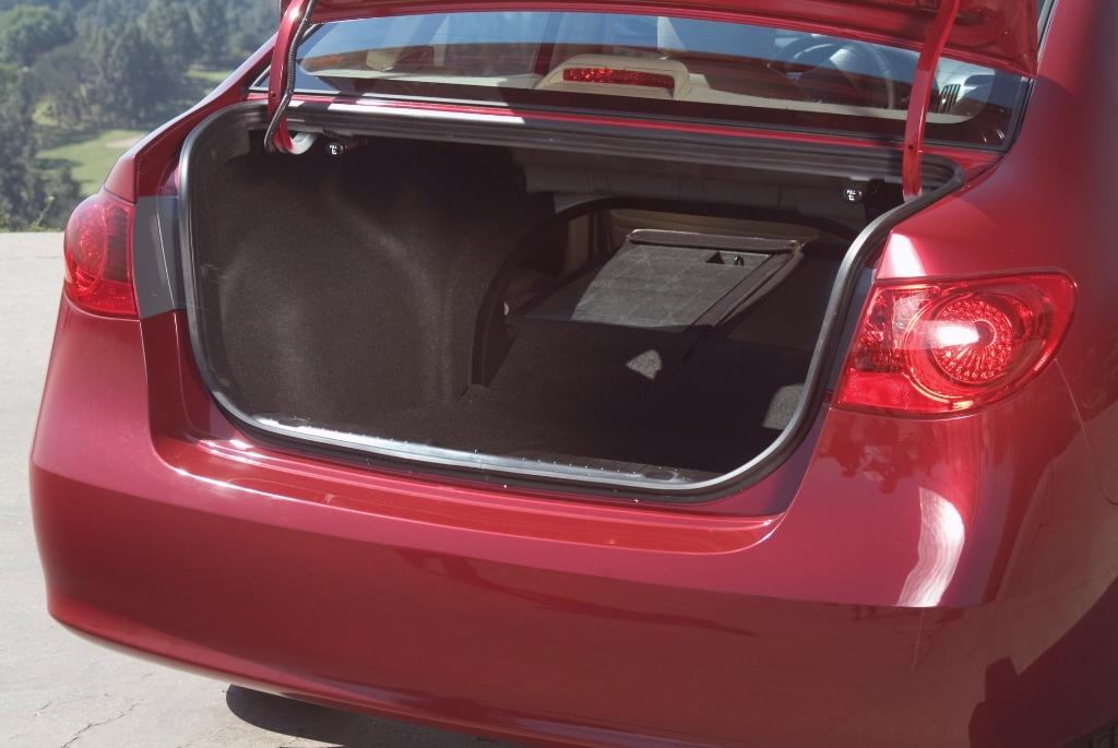 Hyundai Elantra Touring Tire Size